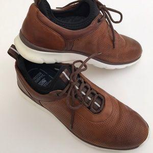 Johnston & Murphy XC4 extreme comfort leather